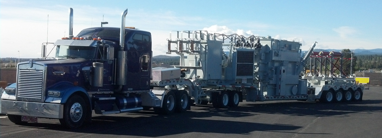 heavy load on every trucking flatbed